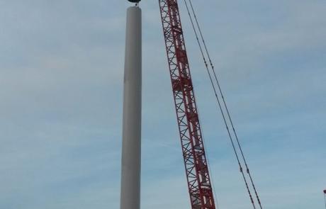 WindPlan GmbH Windpark Alt Bennebek