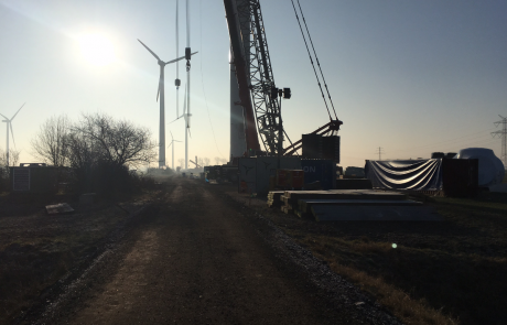 WindPlan GmbH Repowering Windpark Süderau
