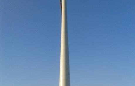 WindPlan GmbH Bürgerwindpark Norddeich - Schilder