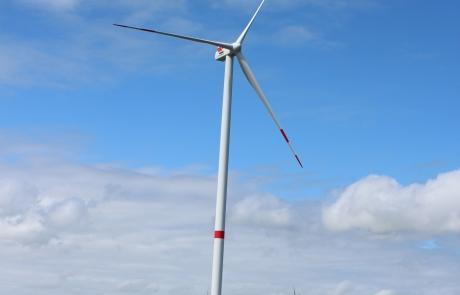 WindPlan GmbH Bürgerwindpark Stelle-Wittenwurth - Windkraftanlage