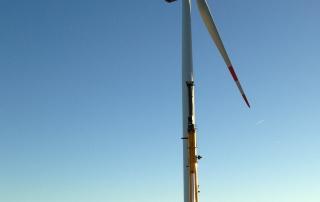 WindPlan GmbH Bürgerwindpark Hemme - Windkraftanlage